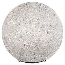 Thunder LED Ball Table Lamp