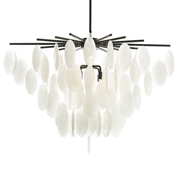Tiffany Chandelier By Arteriors At