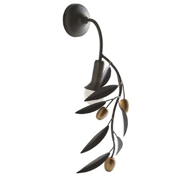 Olive Branch Wall Sconce