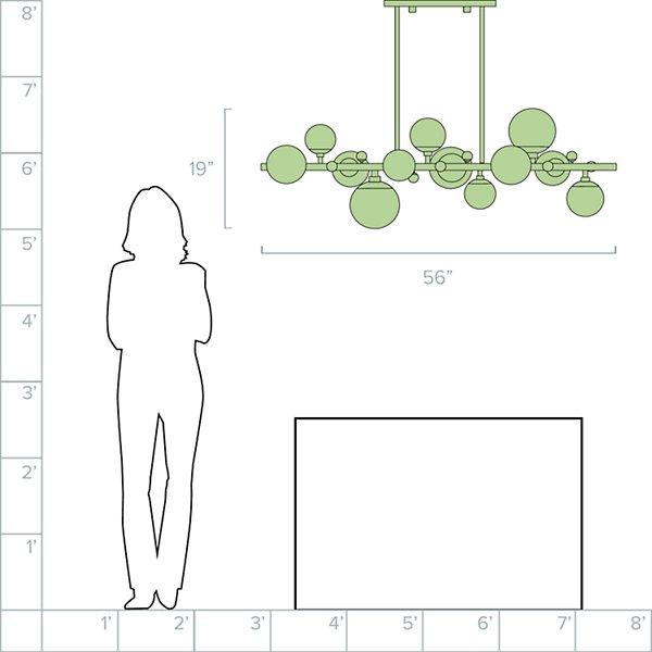 Troon Linear Suspension