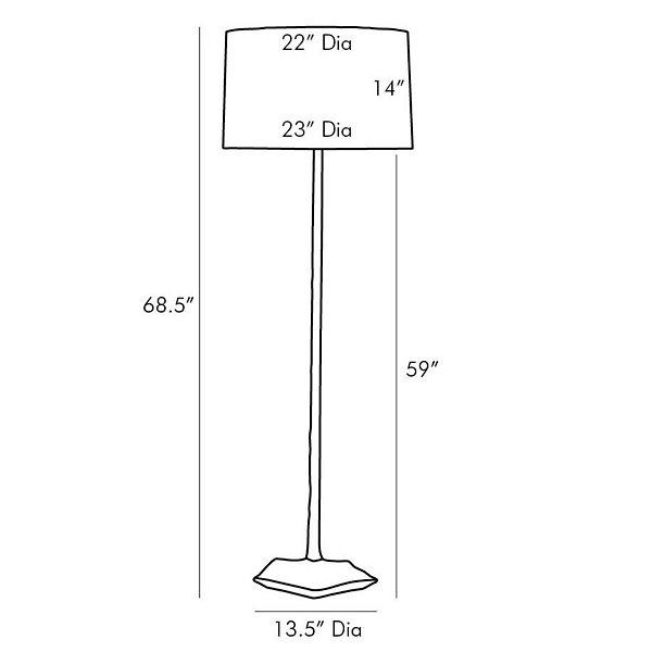 Charles Floor Lamp