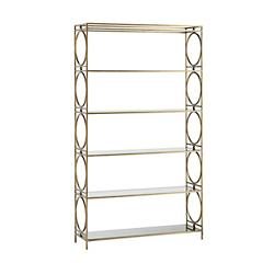 Addie Etegere Shelf