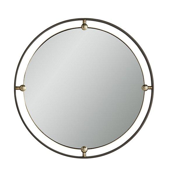 Janey Round Mirror