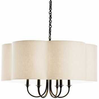 Shown in Bronze with Eggshell Shade