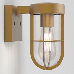 Cabin Outdoor Wall Sconce