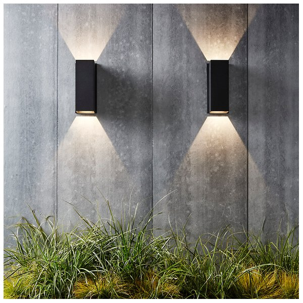 Oslo Up/Down LED Outdoor Wall Sconce