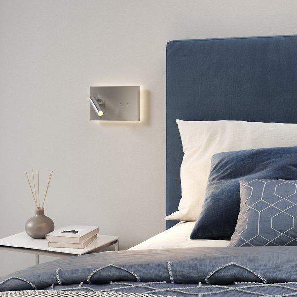 Edge Reader Mini LED Wall Sconce