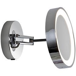 Catena LED Magnifying Mirror