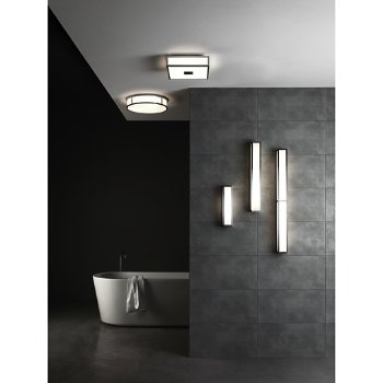 Mashiko 600 Bath Bar, in use