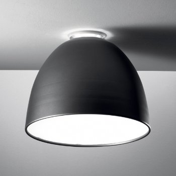 Shown lit in Charcoal Grey finish