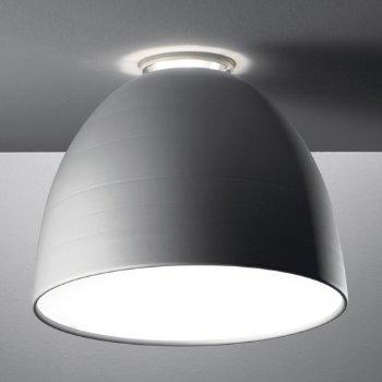 Shown lit in Aluminum finish