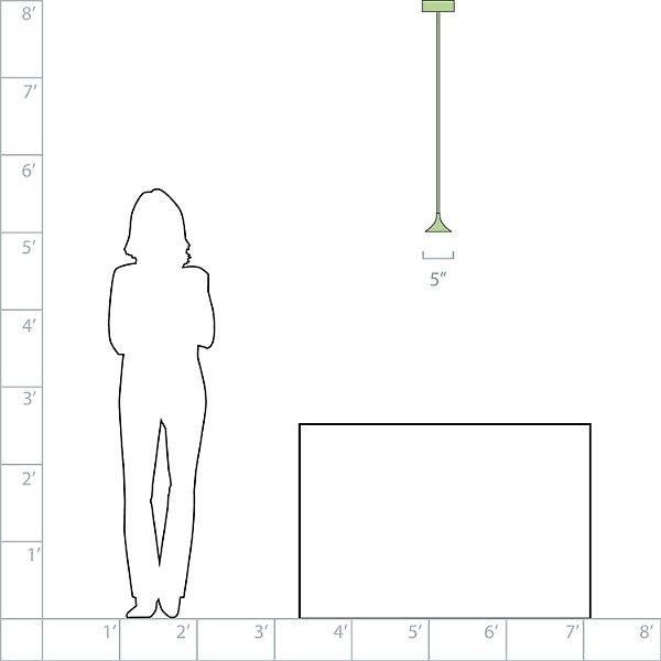 Unterlinden LED Pendant