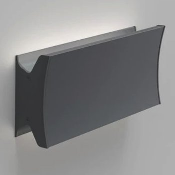 Shown in Anthracite finish, 12 inch size