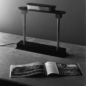 Pausania LED Table Lamp, in use