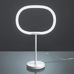 Halo LED Table Lamp (White) - OPEN BOX RETURN