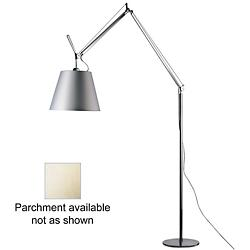 Tolomeo Mega Floor Lamp (Parchment/17 inch/LED) - OPEN BOX