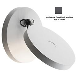 Demetra LED Wall Sconce (Anthracite Grey/No/3000K) - OPEN BOX RETURN