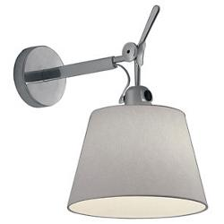 Tolomeo Wall Shade Sconce (Fiber/Large) - OPEN BOX RETURN