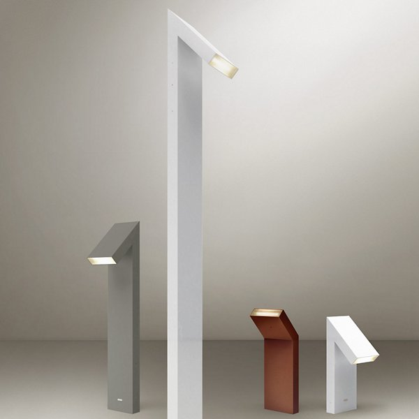 Chilone Outdoor LED Floor Lamp