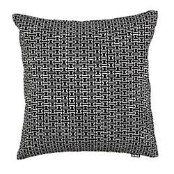 H55 Cotton Pillow Cover (Black/White/No) - OPEN BOX RETURN