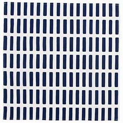 Siena Napkin (White/Blue) - OPEN BOX RETURN