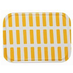 Siena Trays (Small/White/Yellow) - OPEN BOX RETURN