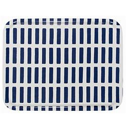 Siena Trays (Large/White/Blue) - OPEN BOX RETURN