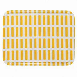 Siena Trays (Large/White/Yellow) - OPEN BOX RETURN