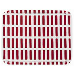Siena Trays (Large/White/Red) - OPEN BOX RETURN