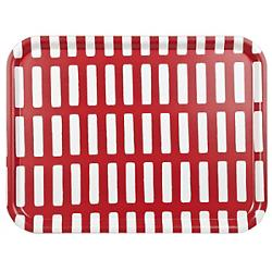 Siena Trays (Large/Red/White) - OPEN BOX RETURN