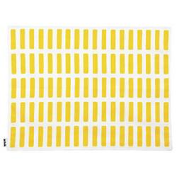 Siena Placemats (White/Yellow) - OPEN BOX RETURN