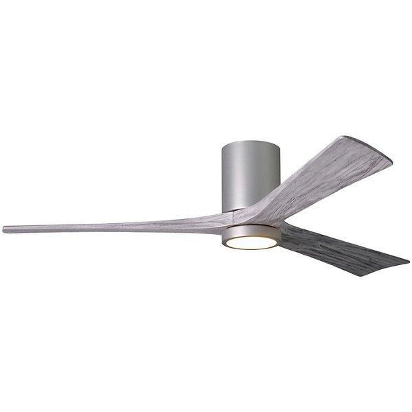 Irene Hlk Led Flushmount 3 Blade Ceiling Fan By Atlas Fan Company At Lumens Com