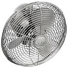 Kaye Oscillating Wall/Ceiling Fan (Nickel) - OPEN BOX RETURN