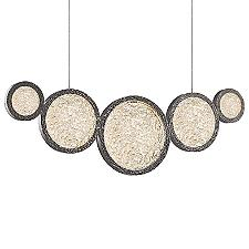 Bottega Linear Chandelier Light