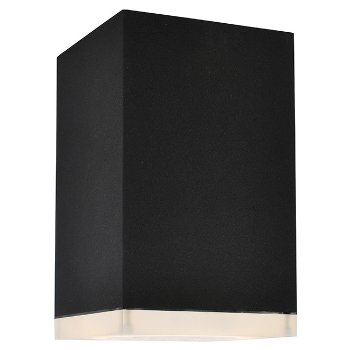 Shown in Black finish, Medium size