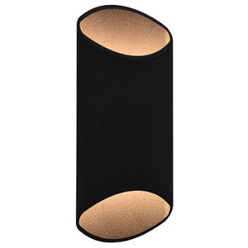Shown in Black finish, Medium size