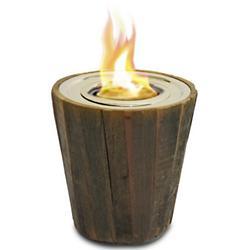 Montauk Reclaimed Wood Indoor/Outdoor Fire Bowl