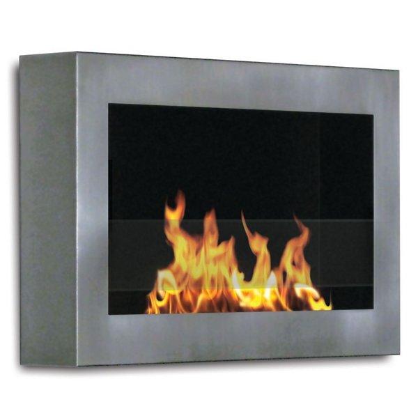 Soho Indoor Wall Mounted Fireplace