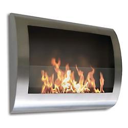 Chelsea Indoor Wall Mounted Fireplace