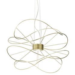 Hoops 4 LED Pendant