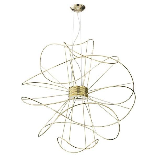 Hoops 6 LED Pendant