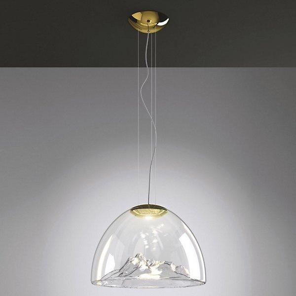 Mountain View LED Pendant