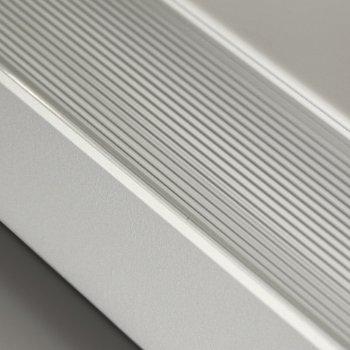 Framework LED Linear Suspension, Detail view