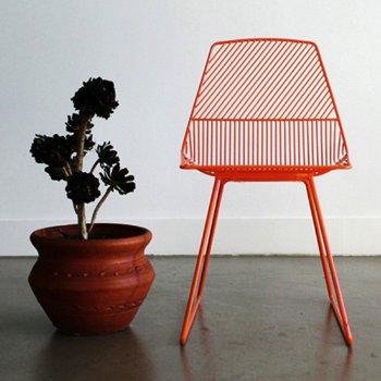 Shown in Orange