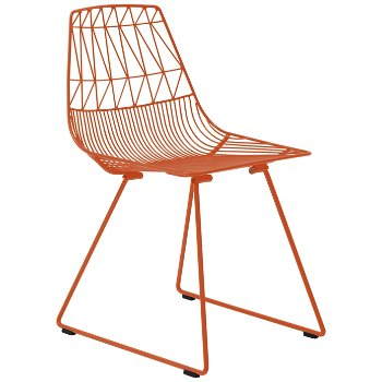 Shown in Orange finish