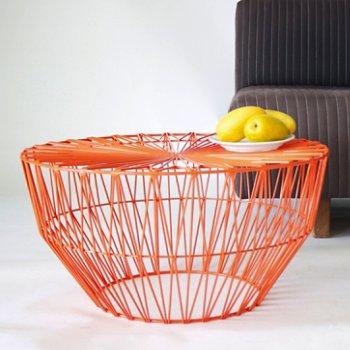 Shown in Orange finish, in use