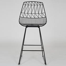 Lucy Counter Stool by Bend Goods (Black) - OPEN BOX RETURN
