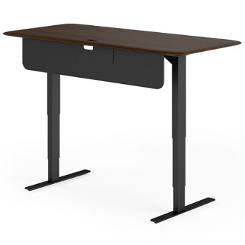 Sola Lift Desk, rear view