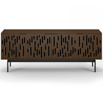 Shown in Toasted Walnut finish, 80-Inch