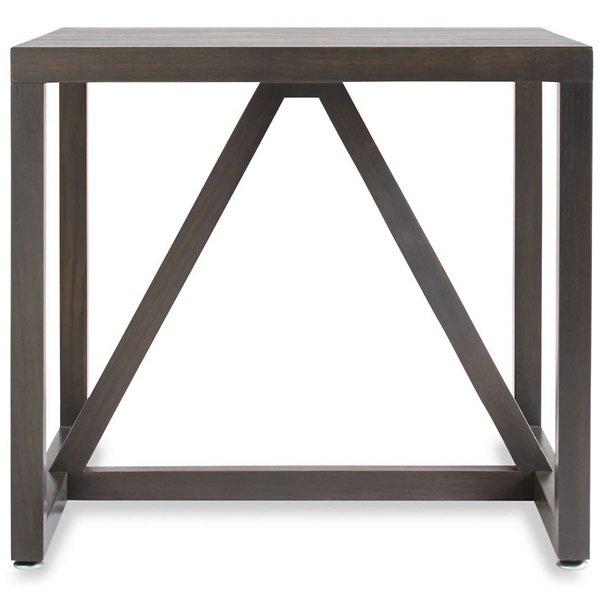 Strut Wood Side Table